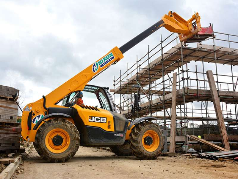 JCB Loadall telescopic handler
