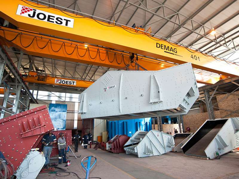 Joest 4.3m wide screen