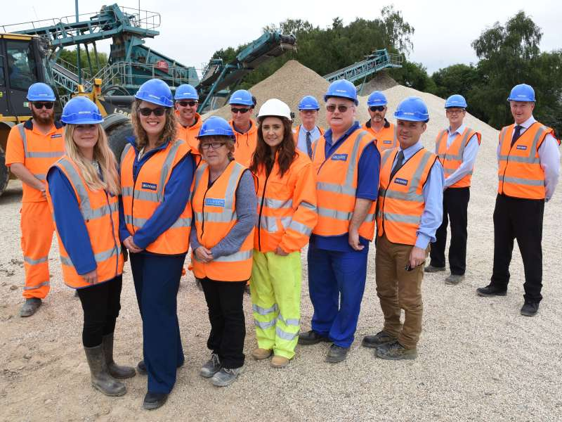 Kennetholme Quarry named as PRIME site
