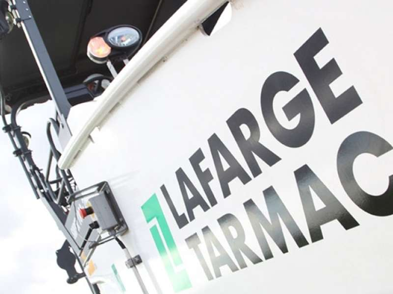 lafarge tarmac final 1 Lafarge tarmac lafarge tarmac readymix concrete aggregates asphalt lime about lafarge tarmac and other related information lafarge tarmac builders merchants is one of a number of businesses situated in cardiff, south glamorgan.