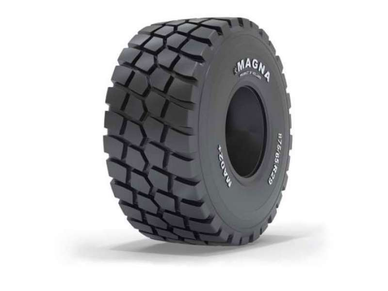 Magna MA02+ tyre