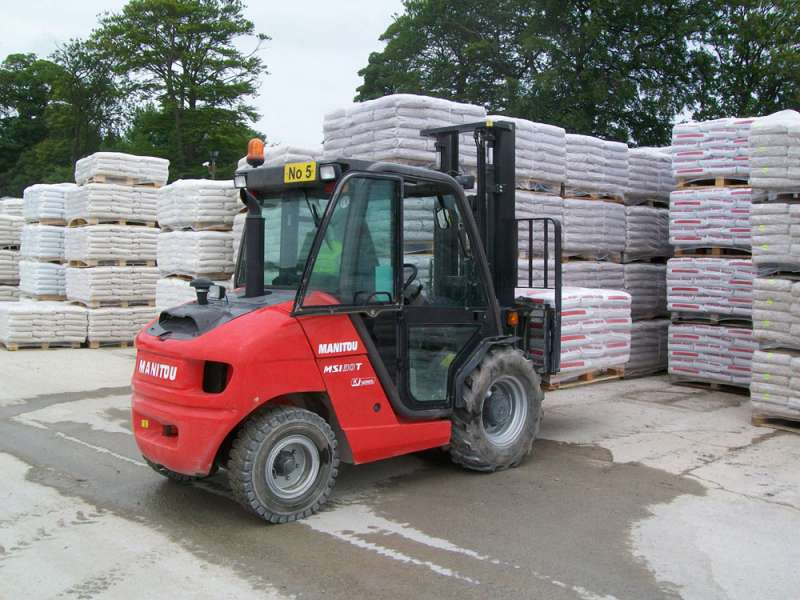Manitou MS130T forklift