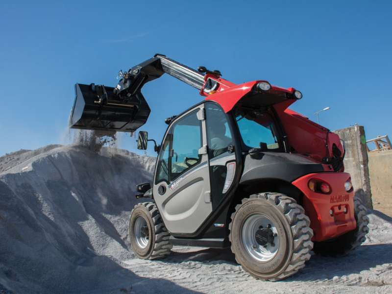 Manitou MT420H Buggy