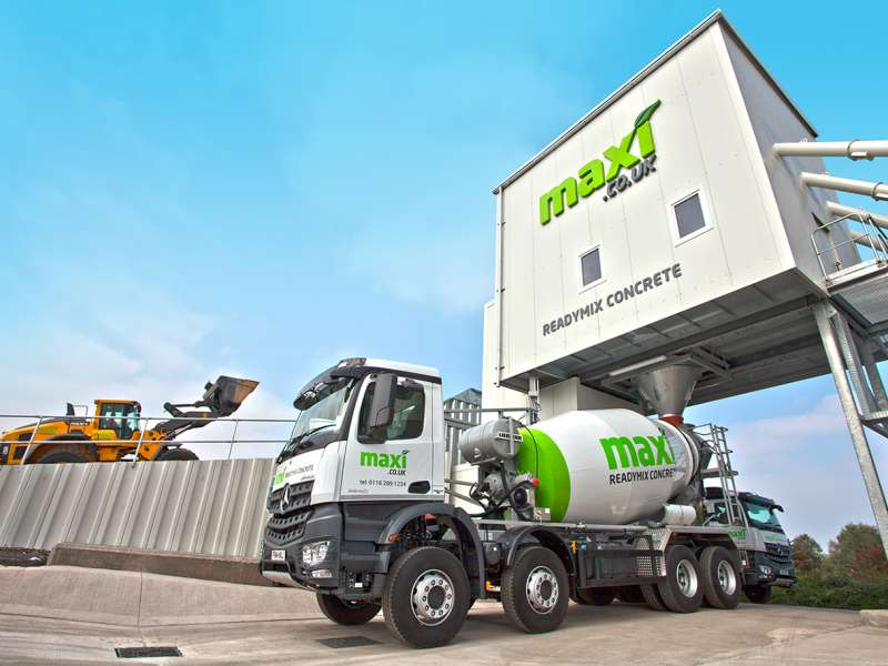 Maxi Readymix Concrete