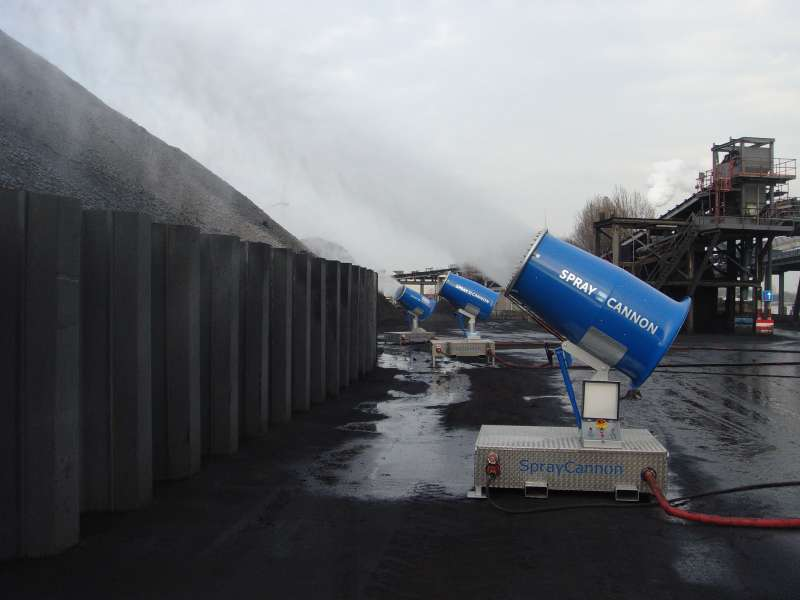 MB Spray Cannons