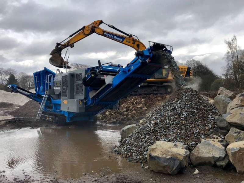 McCloskey jaw crusher