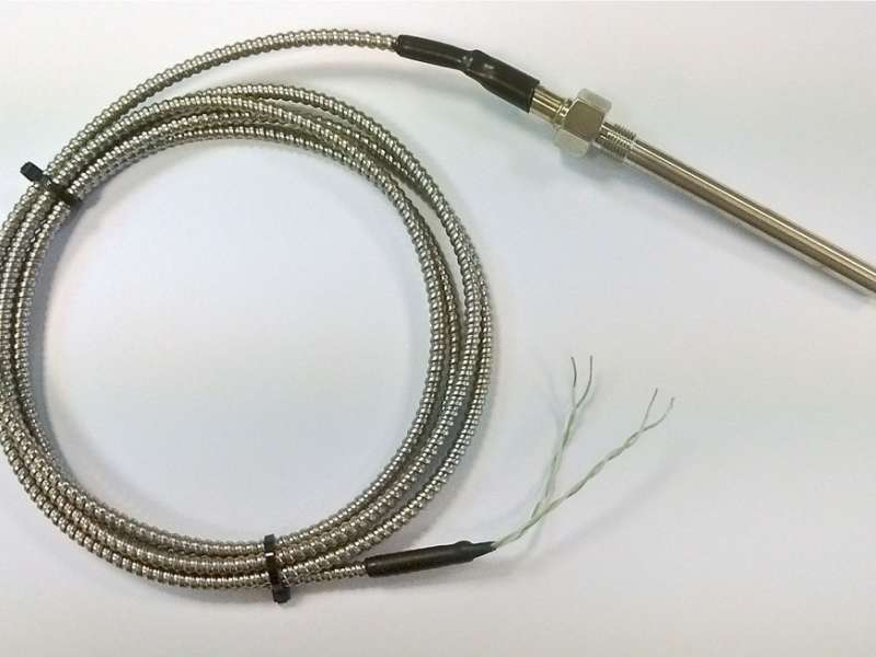 Duplex thermocouple