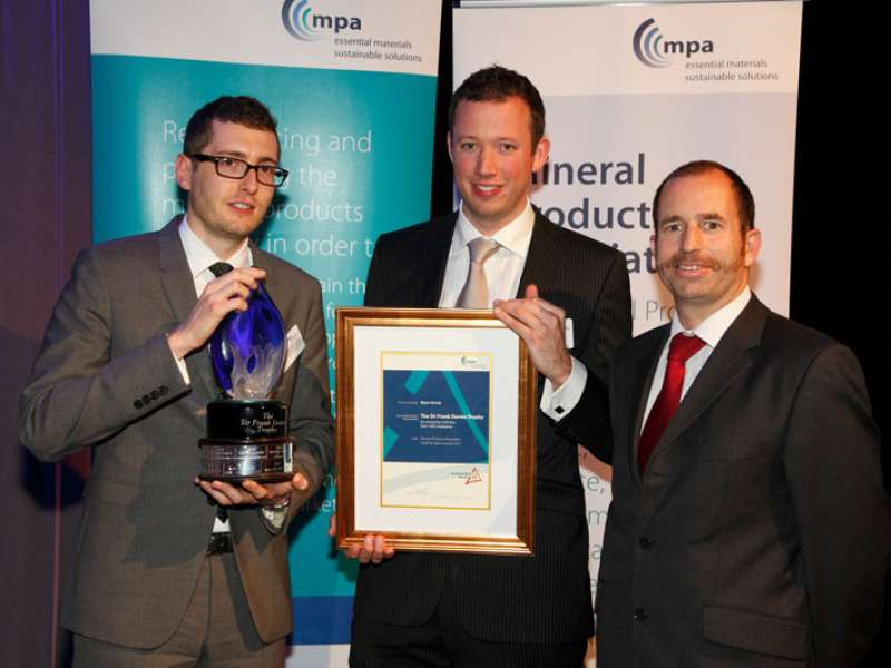 MPA Health & Safety Awards 2013