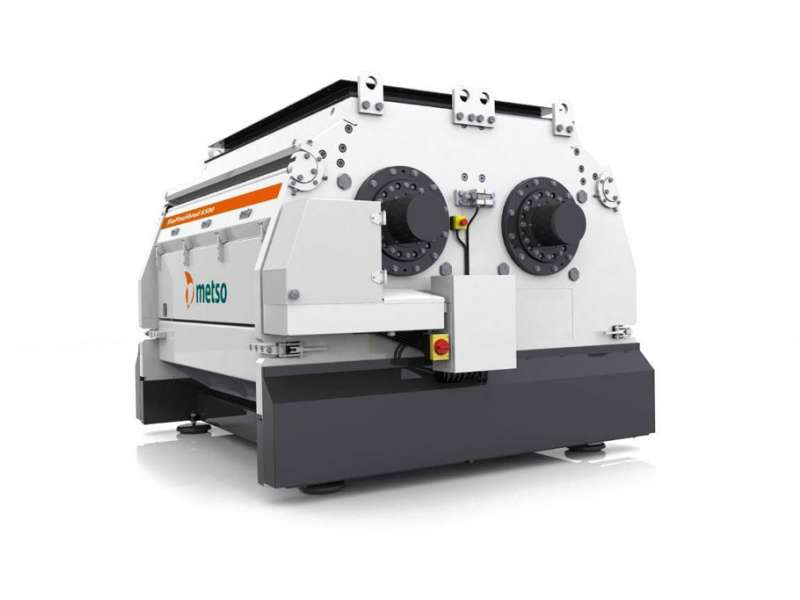 Metso waste recycling