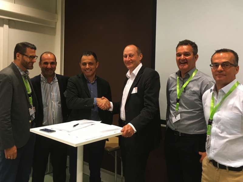 Metso ASC distribution agreement