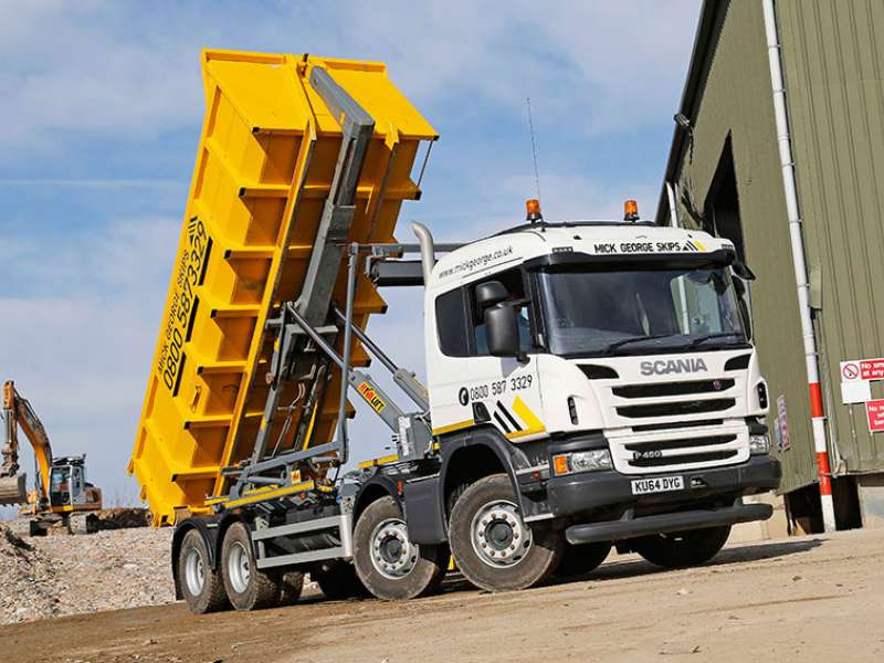 Mick George acquire Recycling Force's waste division