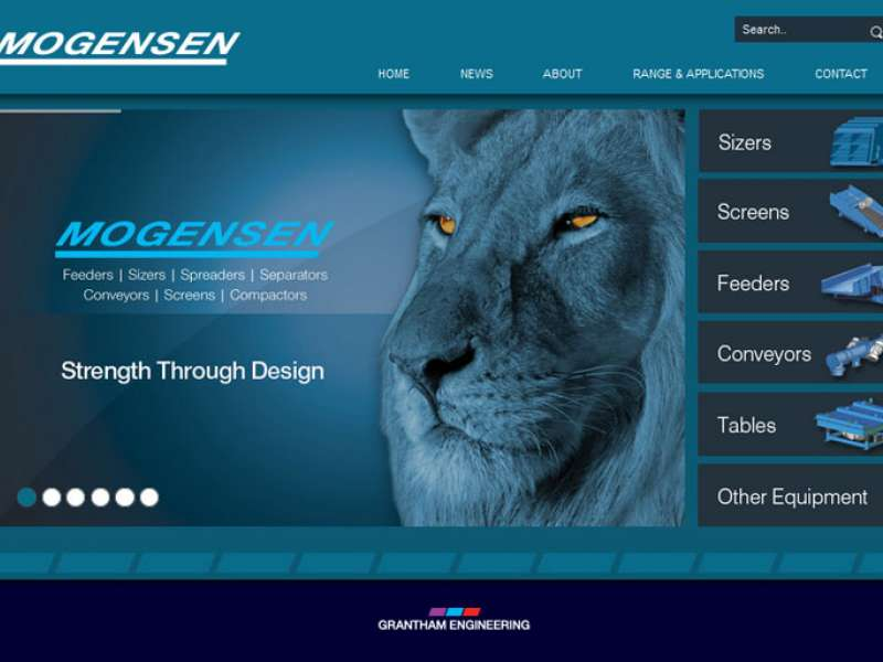 Mogensen website