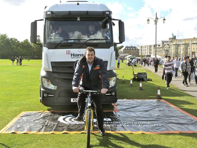 Cycle Safe event