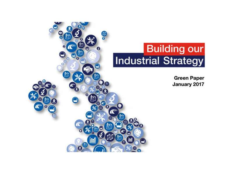 Industrial Strategy green paper