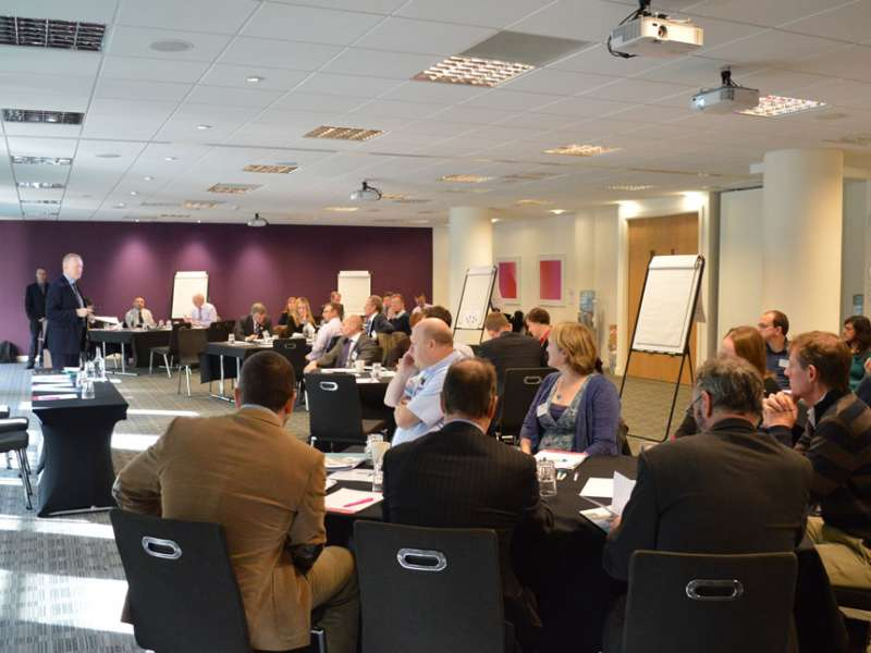 Delegates at MPA's safety summit
