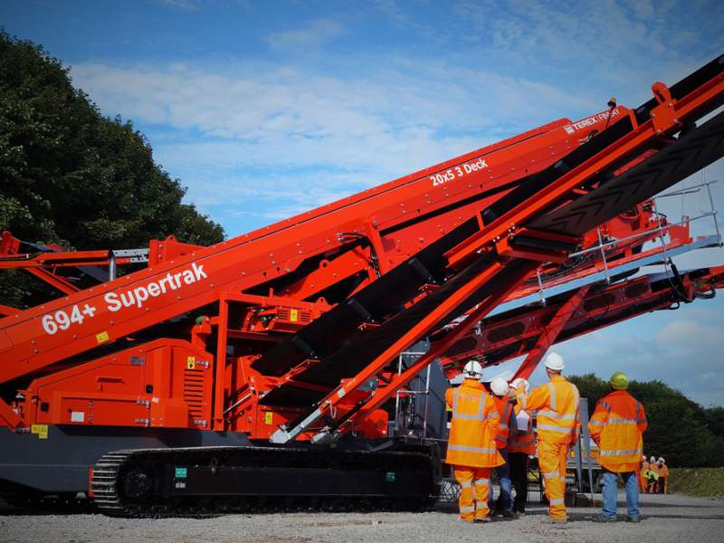 Finlay Group support for quarry health and safety event