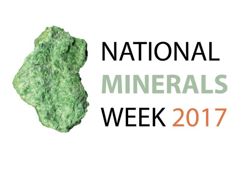 National Minerals Week