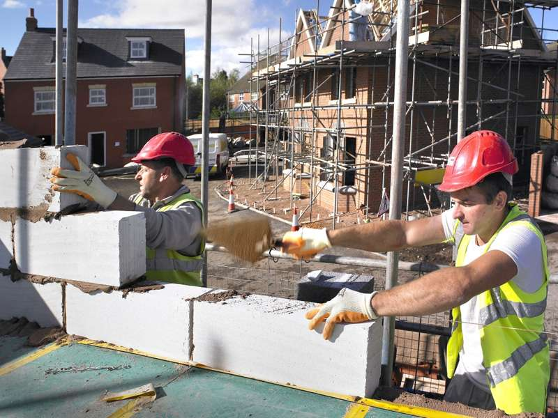 Positive signs for the construction industry