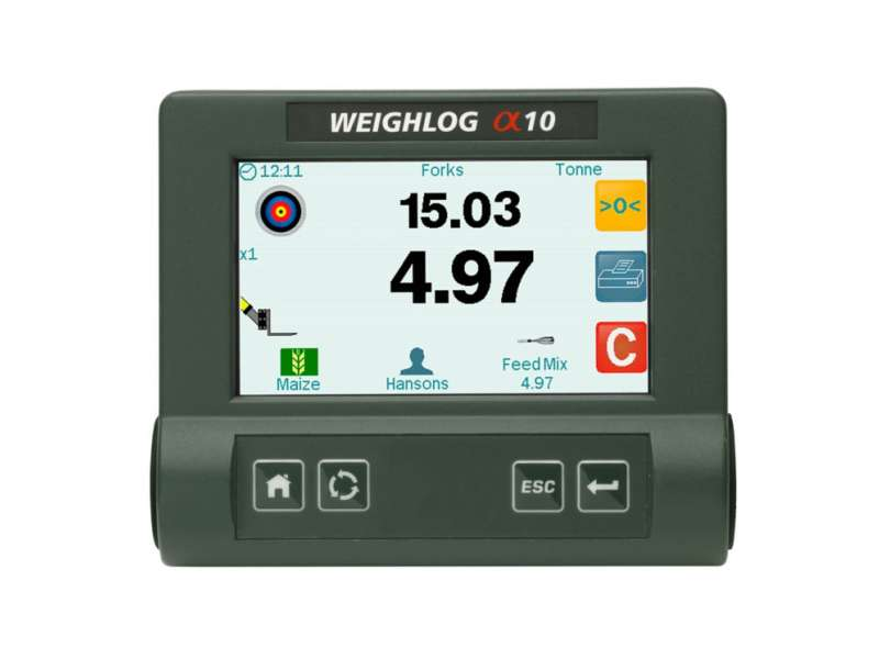RDS Weighlog