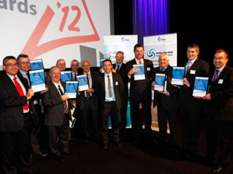 Rema Tip-Top at the MPA Health & Safety Awards