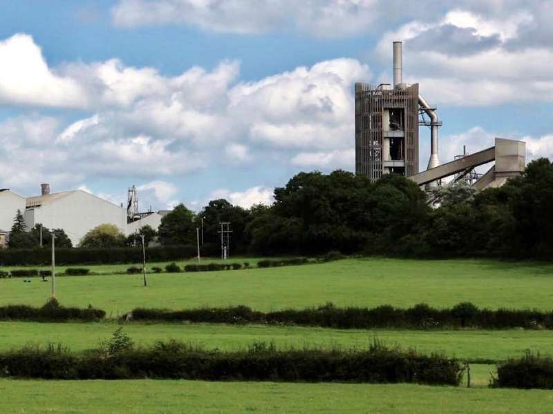 Ribblesdale cement works