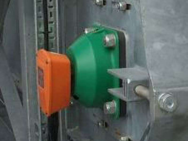 RoCon monitoring device fitted to a motor
