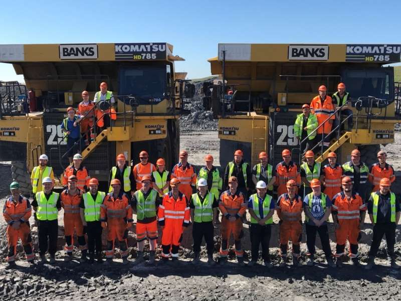 Shotton site safety milestone