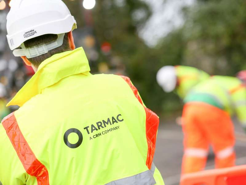 Tarmac launch new asset management service
