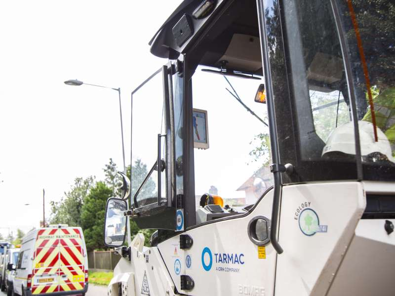 Tarmac secure contract extension with Norfolk County Council