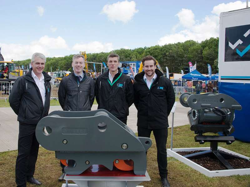 Hill Engineering sign deal at Plantworx