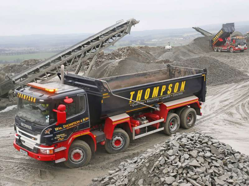 Thompsons to build factory in Scotland