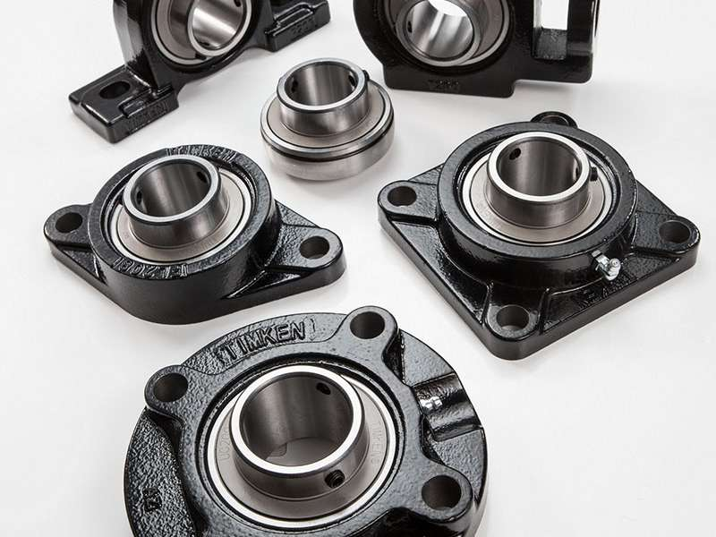 UC-Series ball bearing housed units