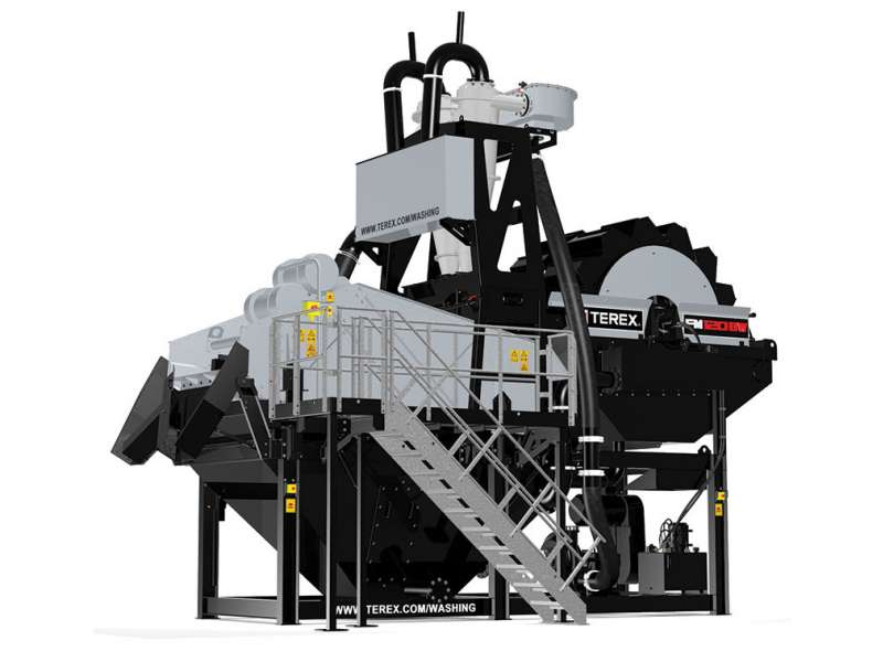 Finesmaster BW sand plant