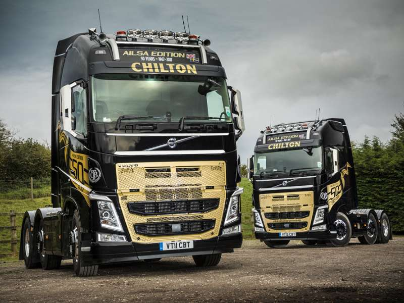Volvo FH540 tractor units