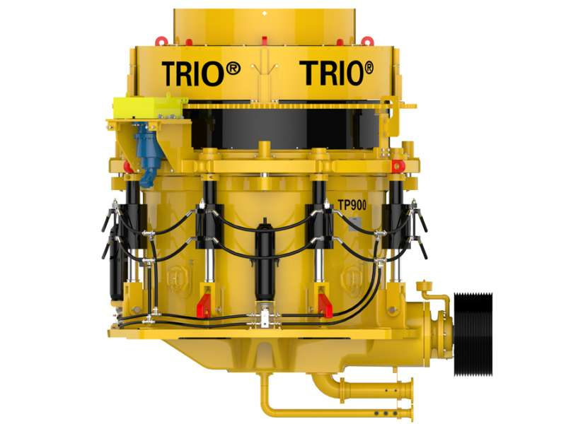 Trio Top Performance cone crusher