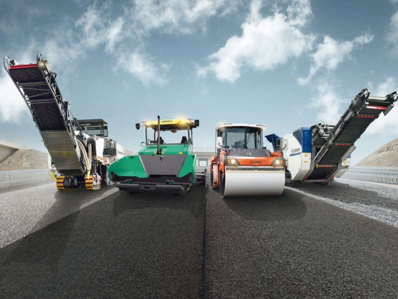 Wirtgen Group products
