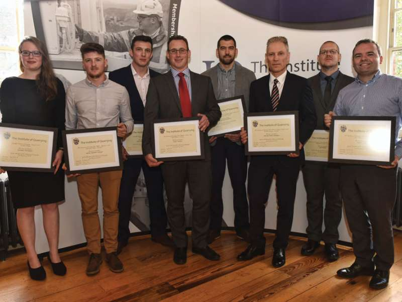 Winners of the IQ Student Awards 2018