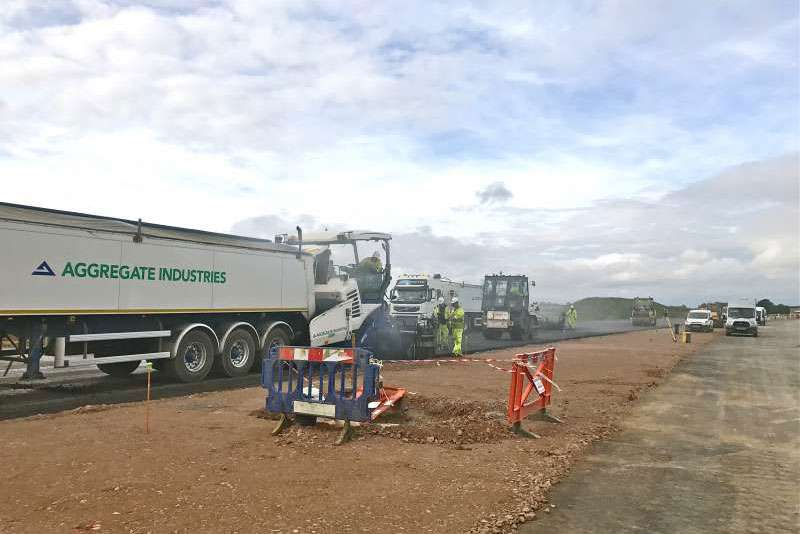 Surfacing the A14