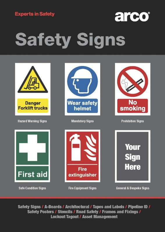 New workplace safety guide from Arco | Agg-Net