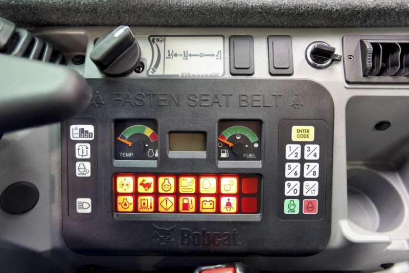 New Instrument Panel For Bobcat Mini Excavators Agg Net