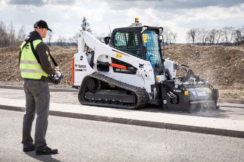 Bobcat launch new remote-control system | Agg-Net