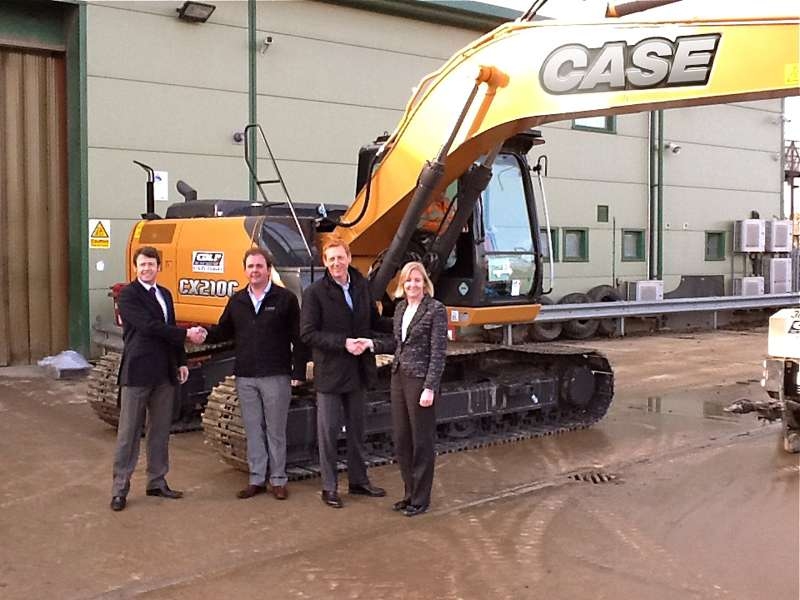 CBL appointed as full-line Case dealers