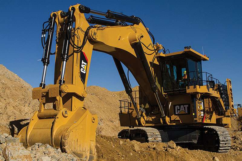 Cat Introduce The 6020b Mining Shovel Agg Net