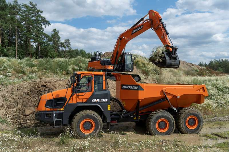 Doosan appoint French dealers
