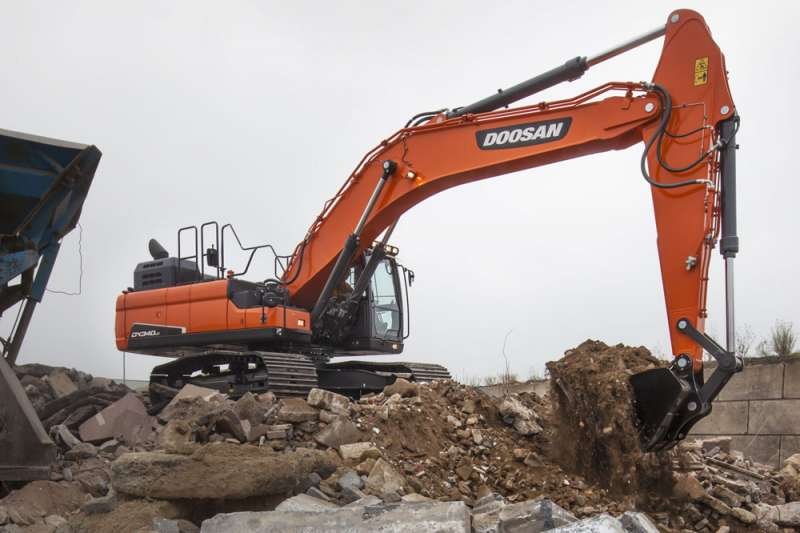 New Doosan dealer