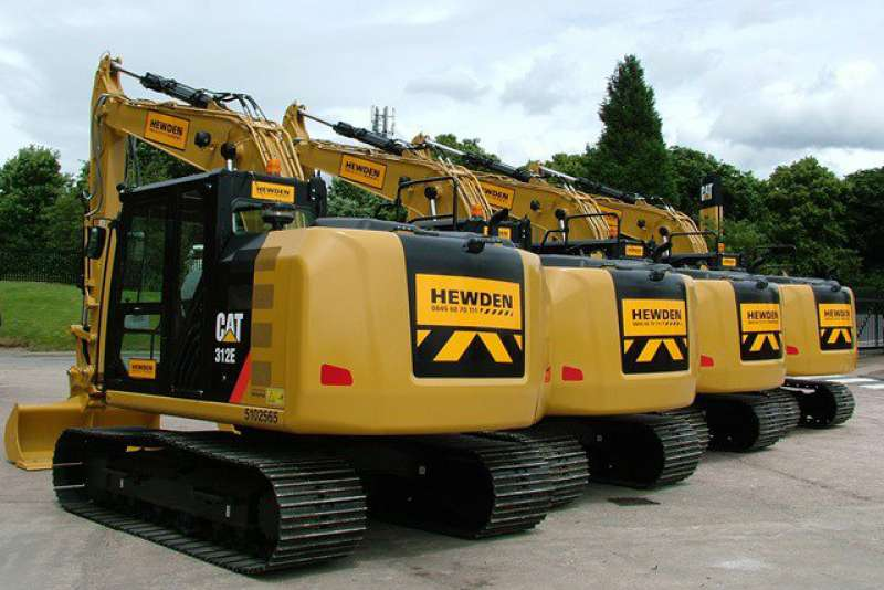Euro Auctions to sell Hewden equipment assets