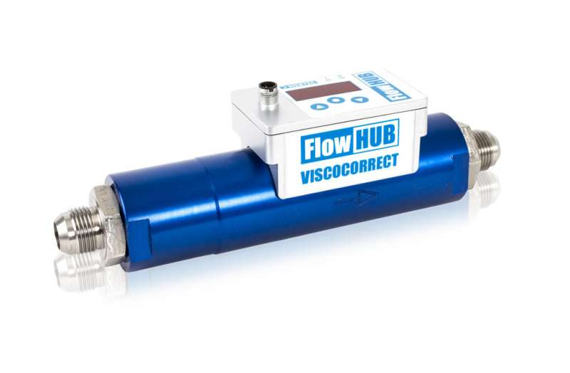 FlowHUB ViscoCorrect from Webtec