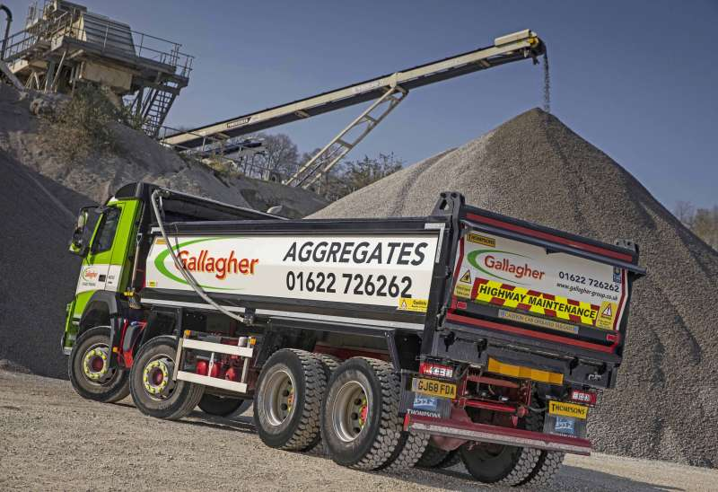 Gallagher tipper