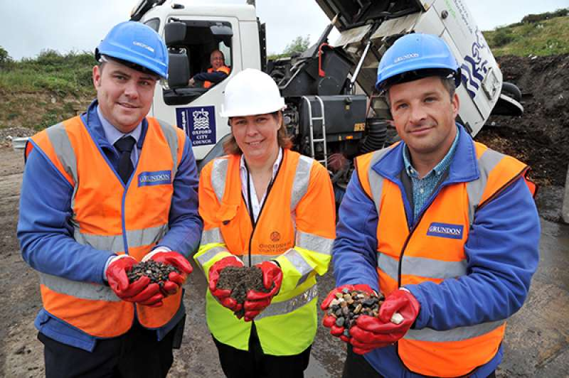 New recycling facility for Oxfordshire