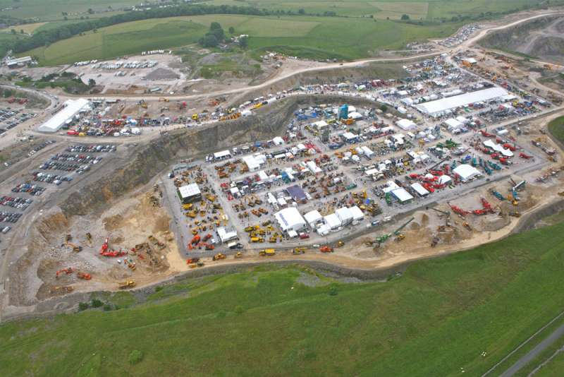 Aerial view of Hillhead 2016
